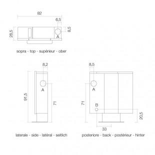 CADEL CLOE - 6,5KW - METAAL