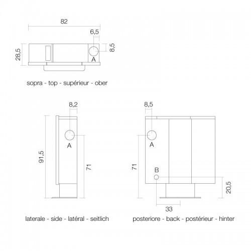 CADEL CLOE - 6,5KW - GLAS