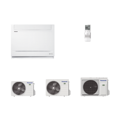 PANASONIC - KIT-Z25 UFE -2,5KW