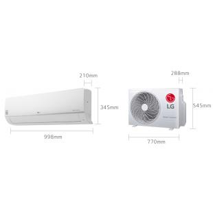 LG Standaard PLUS - PC18SQ - 5,0KW