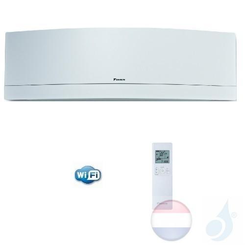 Daikin FTXJ25MW 2.5 kW Binnendelen Multi Split Air Conditioner Muur Gas R-32 Serie Emura FTXJ-MW WiFi 9000 Btu