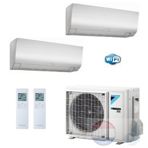Daikin Duo Split 2.5+2.5...