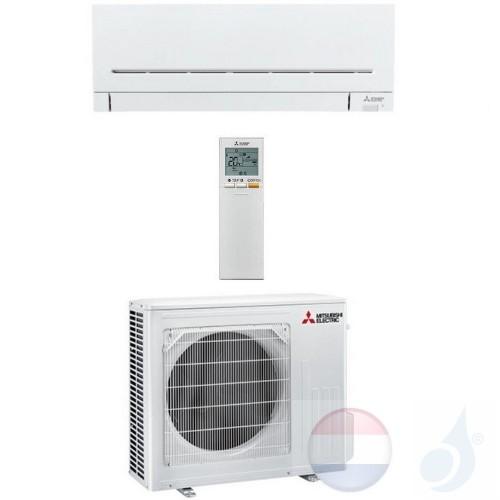 Mitsubishi MSZ-AP71VG MUZ-AP71VG 7.1 kW Mono Split Air Conditioner Gas R-32 kleur Wit WIFI OPT. A++/A++ 24000 Btu WSH-AP71i