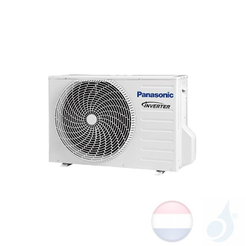 Panasonic Buitendeel Multi Split Air Conditioner CU-2TZ41TBE Gas R-32 Serie TBE 15000 Btu 4.2 kW