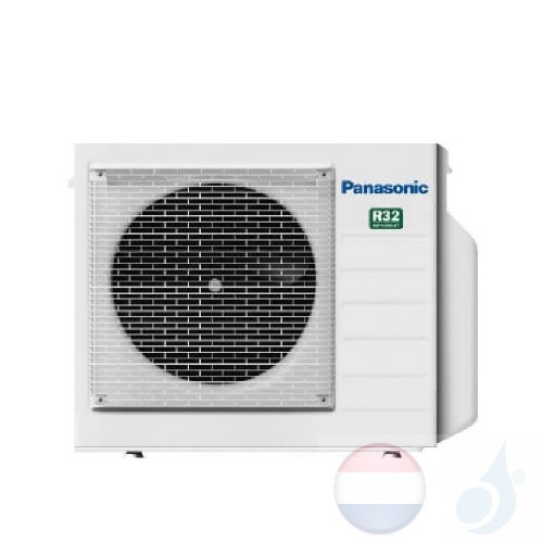 Panasonic Buitendeel Multi Split Air Conditioner CU-3TZ52TBE Gas R-32 Serie TBE 18000 Btu 5.2 kW