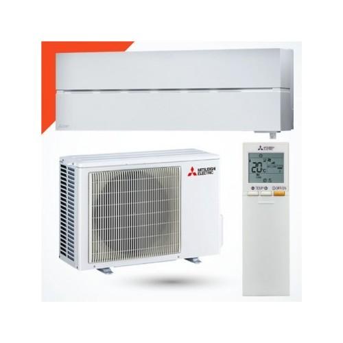 Mitsubishi WSH-LN25i Standaard inverter warmtepomp