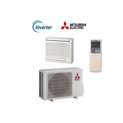 Mitsubishi VSH-KJ25i vloermodel airconditioner
