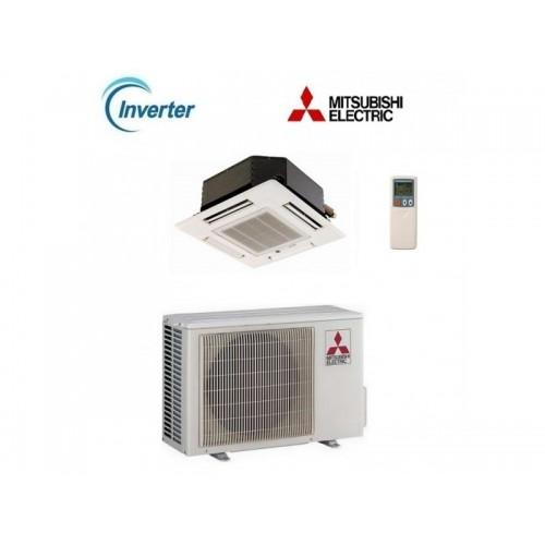 Mitsubishi SPLZ-100VBA cassette model airconditioner