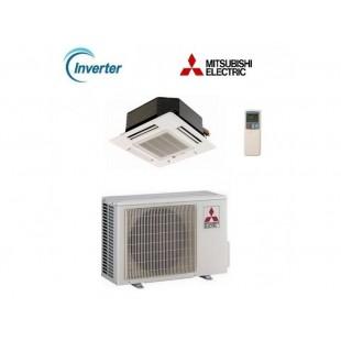 Mitsubishi SPLZ-140VBA cassette model airconditioner